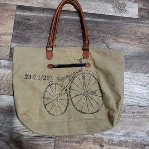 EUC mona b tote/shoulder bag